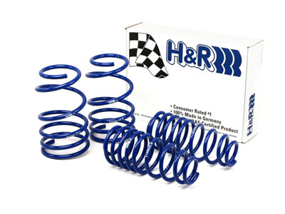 ford || suspension applications || h&r special springs, lp